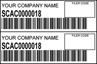 PAPS Labels - Sets of 2